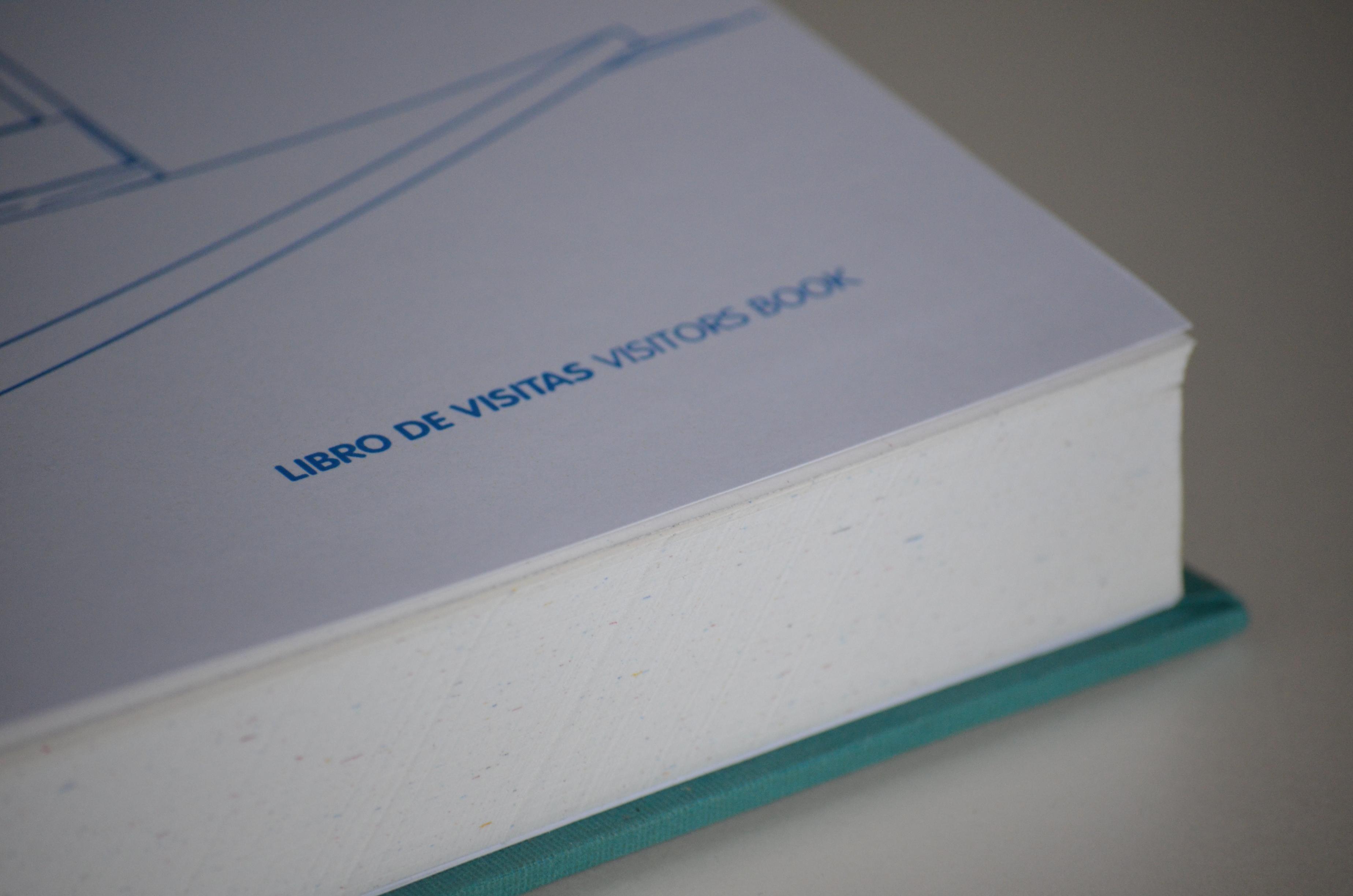 Libro de visitas en Gesti Empresas