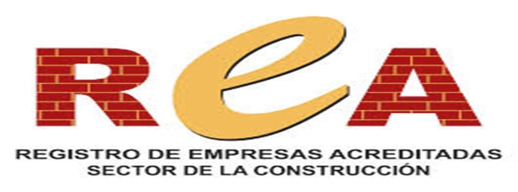 Registro de empresas acreditadas empresas de construccion - Empresas de construccion valencia ...