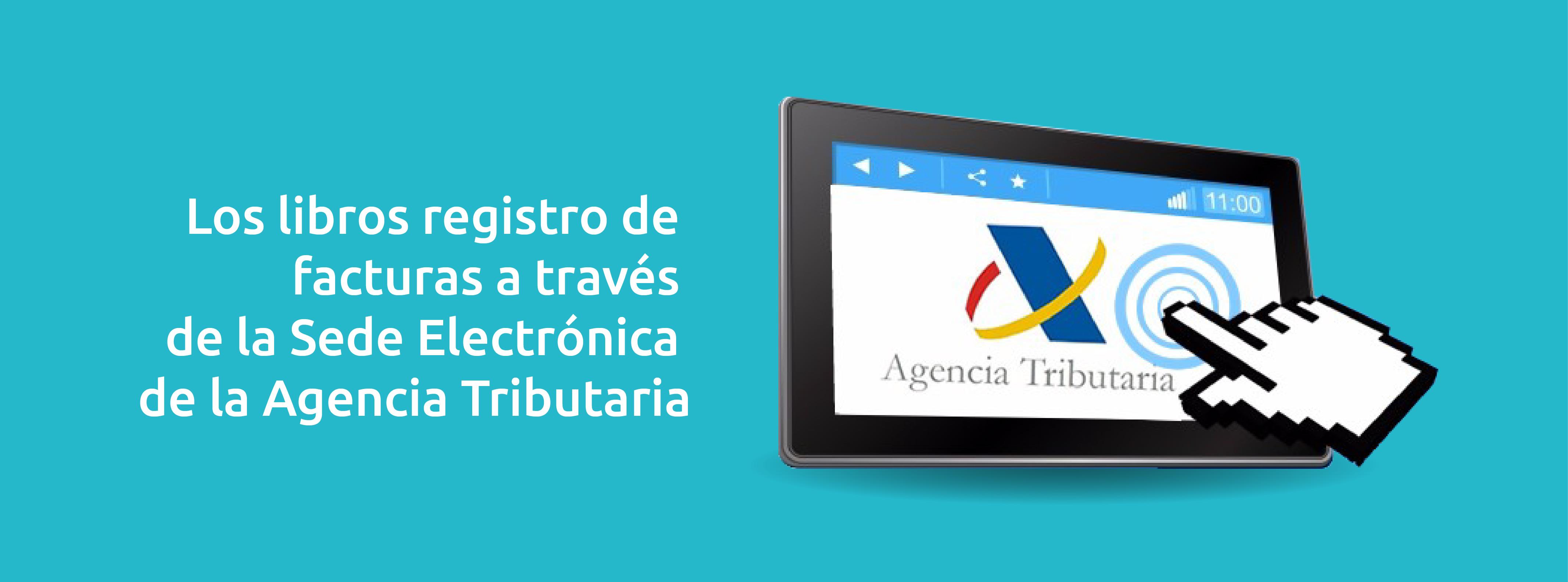 Libros electrónicos agencia tributaria tablet